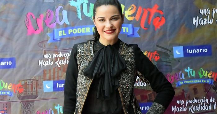 Maite Perroni fala sobre a maternidade