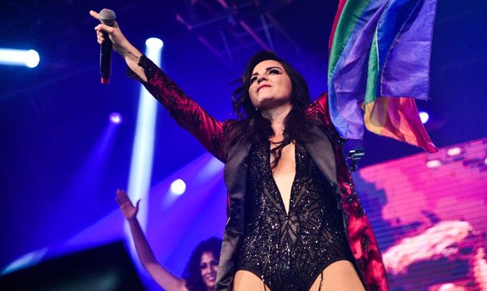 Maite Perroni Live Tour São Paulo