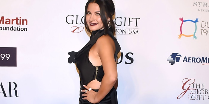 Fotos&Vídeo: Maite Perroni no The Global Gift Gala
