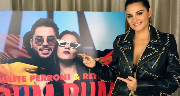 Maite Perroni apresenta 'Bum Bum Dale Dale' (Musicalmente Hablando)