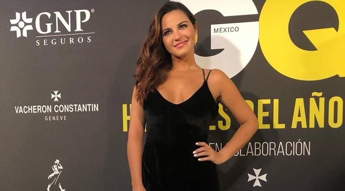 Maite Perroni está disposta a somar junto com cantoras populares do reaggeton