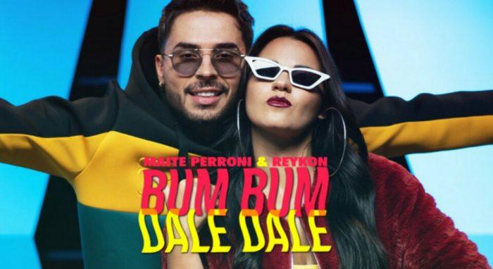 Maite Perroni lança seu single 'Bum Bum Dale Dale' em parceria com Reykon