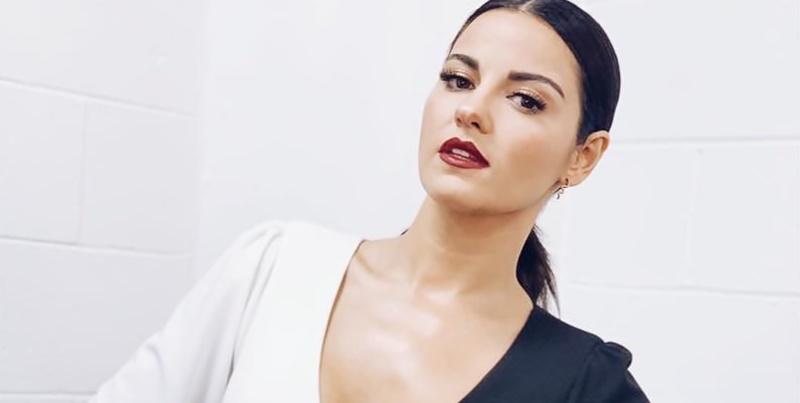 Bastidores: Maite Perroni no Prêmios Lo Nuestro 2019