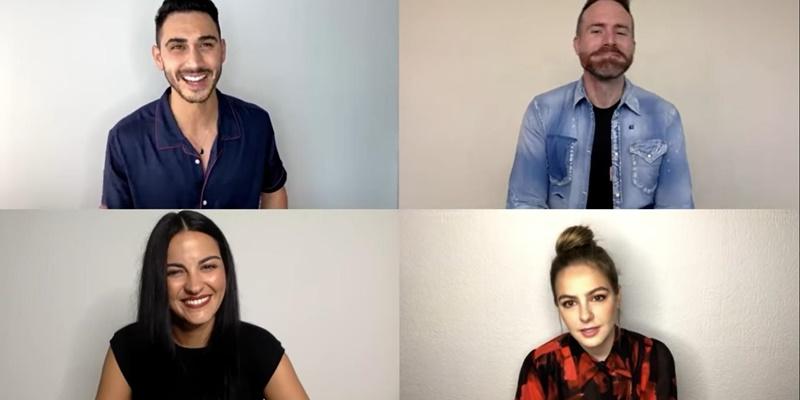 Maite Perroni e elenco de 'Oscuro Deseo' contam curiosidades dos bastidores