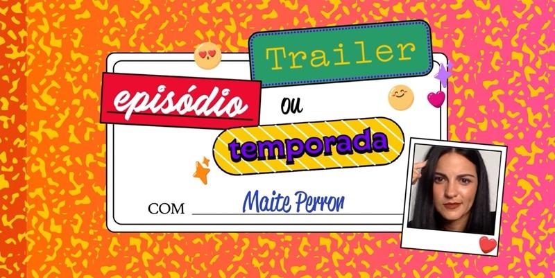 Trailer, Episódio ou Temporada com Maite Perroni | Desejo Sombrio | Netflix Brasil