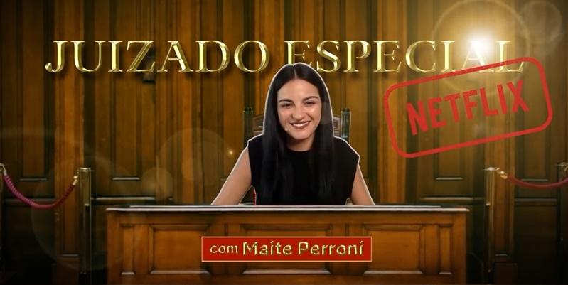 Maite Perroni julga pequenos delitos do dia a dia | Desejo Sombrio | Netflix Brasil