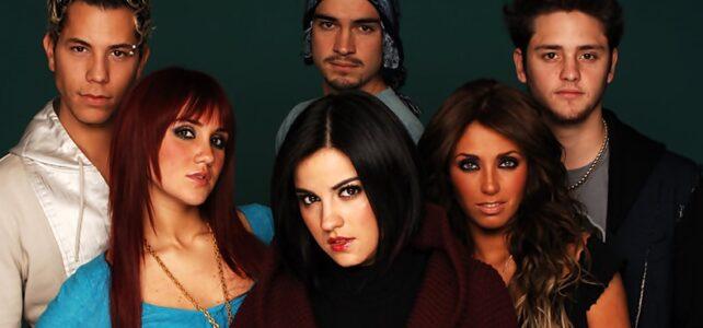 RBD anuncia live 'Ser o parecer' para 26 de dezembro